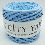 Βαμβακερό νήμα για πλέξιμο, Big City Yarn, Παραδεισένιο