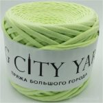 Βαμβακερό νήμα για πλέξιμο, Big City Yarn, Μοχίτο