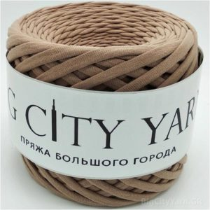 Βαμβακερό νήμα για πλέξιμο, Big City Yarn, Λάττε