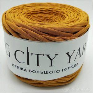 Βαμβακερό νήμα για πλέξιμο, Big City Yarn, Κάραμελ