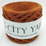Βαμβακερό νήμα για πλέξιμο, Big City Yarn, Κόππερ